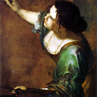Psico-artisti: Artemisia Gentileschi