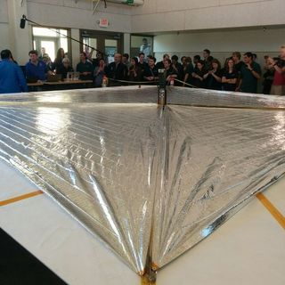 Big Test for LightSail2