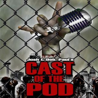 Cast of the Pod 05 Land of the Dead