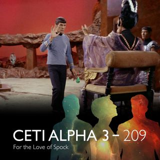 209 - For the Love of Spock