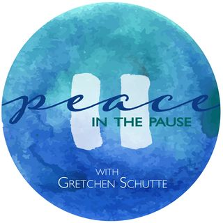 Peace in the Pause 69: Guided Seat - Snow globe