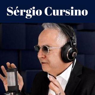 Sérgio Cursino - Antonio Marques PODCAST
