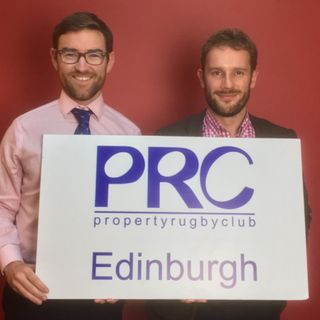 Episode 16 - With Chris Hunter, Director of Rugby at Watsonians FC. Discussing Scottish club rugby and  the property industry.