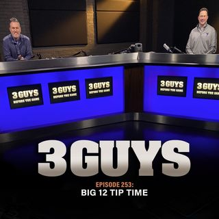 Big 12 Tip Time with Tony Caridi and Brad Howe