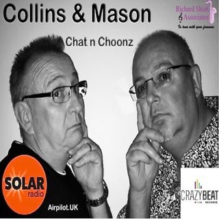 Collins & Mason 13-07-20 Chat n Choonz