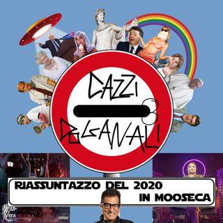 RIASSUNTAZZO DEL 2020 IN MOOSECA