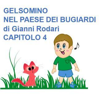 Gelsomino nel paese dei bugiardi di Gianni Rodari  CAPITOLO 4