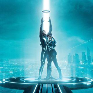 """Tron"" Movie Talk, Tabula Rasa Mystery School, David Hoffmeister ACIM"