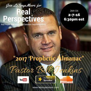 Bill Jenkins 2017 Prophetic Almanac