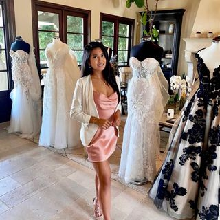 Behind the Veil with Creative Director Crystal Lu of Casablanca Bridal