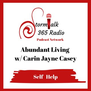 Abundant Living w/Carin - Rejoice Always!