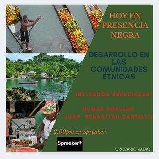 Desarrollo en las comunidades étnicas