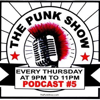The Punk Show #5 - 02/28/2019