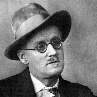James Joyce, irischer Schriftsteller (Todestag 13.1.1941)