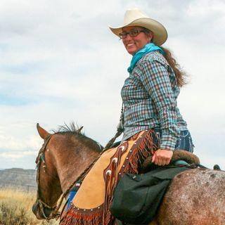 Chief Joseph Trail Ride Photographer Kristen Reiter on Big Blend Radio