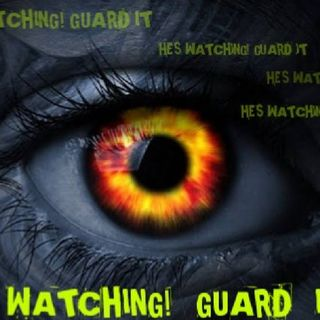 HE TOO WATCHES SO GUARD//MONTHLY CHARGE BY PECULIAR-TREASURE//SONG BY GUC// YOU WON'T LEAVE ME