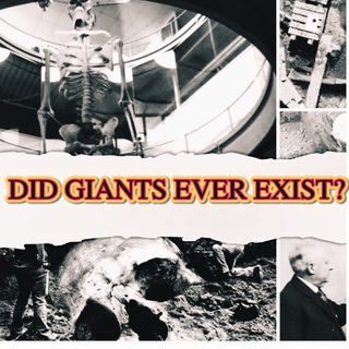 Episode 14- Did Giants Ever Exist? What are their Origins?