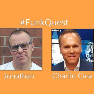 FunkQuest season 2 episode 2 Charlie Cina