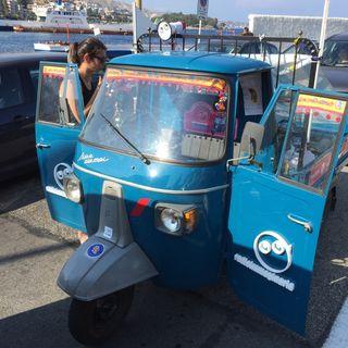 #ApeTour Bye bye Sicilia!