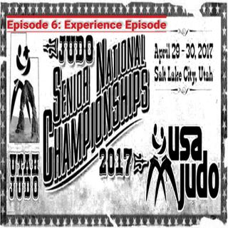 Ep 6 - Experience Episode - Senior National Judo Championship 2017