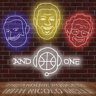 The ANDone Podcast feat Nicolò Melli - ep 111