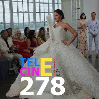 Si quiero ese vestido de papel higienico | Telecinevision 277 (25/06/20)