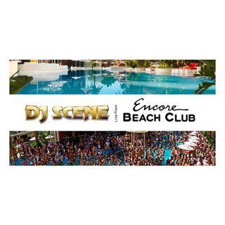 DJ Scene Live From Encore Beach Club