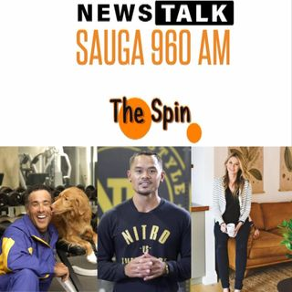The Spin - April 29, 2020 - Setting Workout Goals, Importance of Mindfulness & Muffins with Hal Johnson