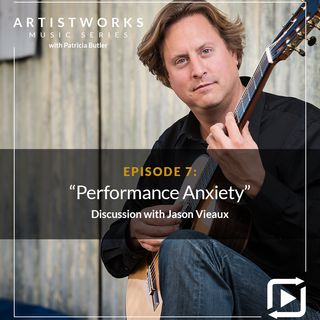 Performance Anxiety: Jason Vieaux