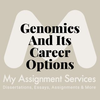 Genomics And Its Career Options