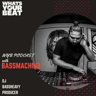 #1: Bass Machin3 on Self Learning, Knowing your Gears and Slaying Frequencies