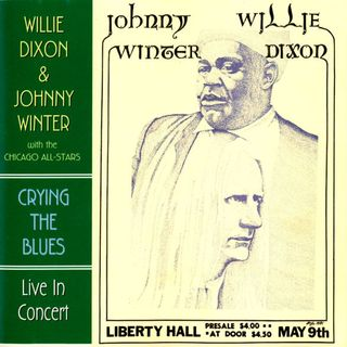 ESPECIAL WILLIE DIXON AND JOHNNY WINTER CRYING THE BLUES LIVE #Blues #RnR #JohnnyWinter #WillieDixon #r2d2 #yoda #mulan #twd #bop #onlyvegas