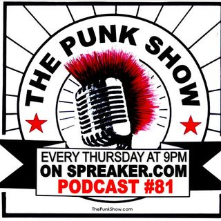 The Punk Show #81 - 09/10/2020