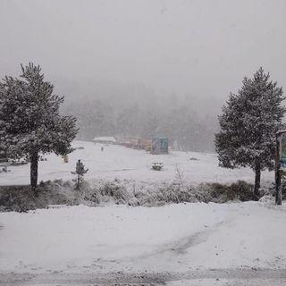 Se nos adelanta el frío invierno!!!
