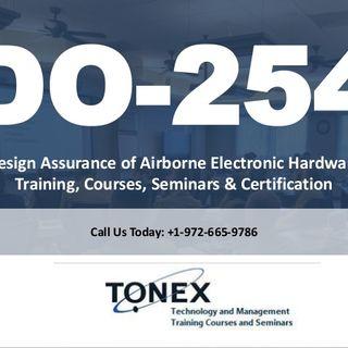 DO-254 training information on Tonex