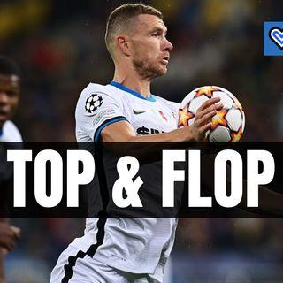 I Top&Flop di Shakhtar Donetsk-Inter: Skriniar fenomenale, Dzeko spento