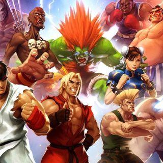 Liquid Gamer Podcast - Street Fighter
