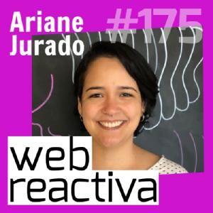 WR 175: Aprende sin complejos con Ariane Jurado