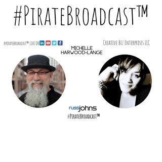 Catch Michelle Lange on the #PirateBroadcast™