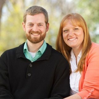 Dr. Kent and Amber Brantly