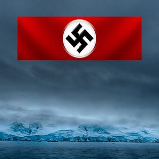 Douglas Dietrich on SpiritWars LIVE Prologue to Antarctica Part 7