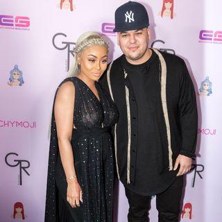 Rob Kardashian-Blac Chyna Custody Agmt, Chrissy Tiegen-John Legend not Splitting & Chicken Sashimi Freakout