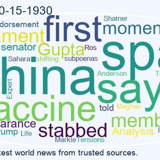 World News 2021-10-15-1930