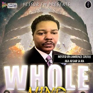 Whole Mind Body and Soul hosted by Lawrence Coutee S1E23 November 10 2016 guest  Salkis Re