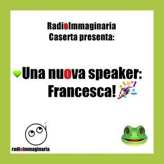 #ce Una nuova speaker: Francesca!