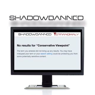 Terranomaly -Shadowbanned