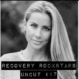 Episode 17- Recovery Rockstar Jessica shares her struggles with alcoholism