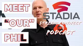 #SSCPodcast №001 - Stadia's GM Speaks prior to launch- My Reaction Pilot