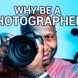 Hands-On Photography 37: Why Shoot Photography?