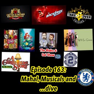 B&S Episode 163: Mahal, Musicals and ...dive (Special Guest: Haydn Gleed)